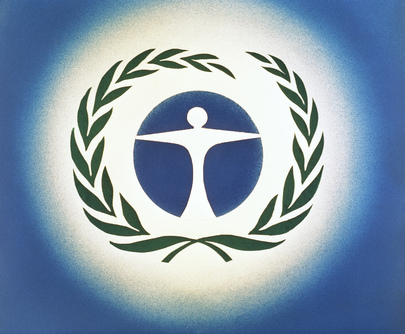 Official Emblem for the UN Conference on the Human Environment