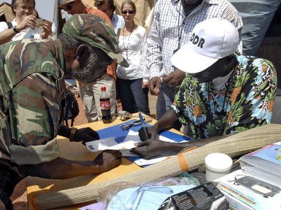 Disarmament Programme Launches in Sudan