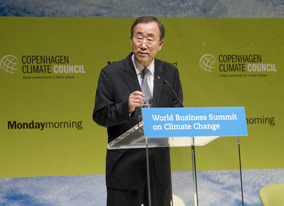 Secretary-General Addresses Climate Change Summit