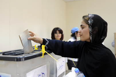 Parliamentary and Presidential Elections in Kurdistan Region of Iraq