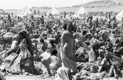 Drought in Africa : Ethiopia