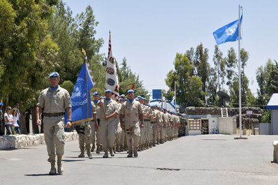 UNDOF Celebrates 35th Anniversary
