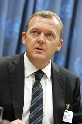 Danish Prime Minister on Climate Change Initiative