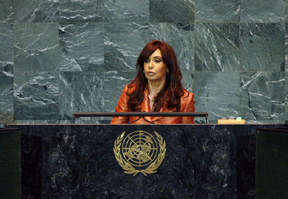 President of Argentina Addresses General Assembly