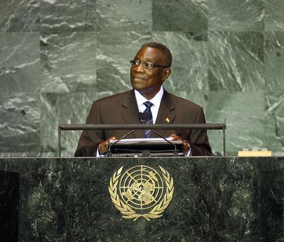 President of Ghana Addresses the General Assembly