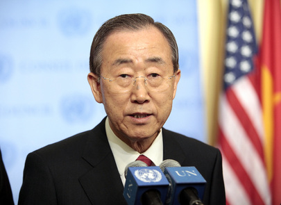 Secretary-General Briefs Media on Nuclear-Test-Ban Treaty Conference