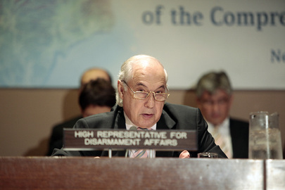 High Representative for Disarmament Opens Nuclear-Test-Ban Conference