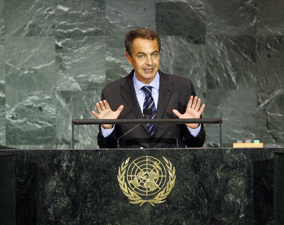 President of Government of Spain Addresses General Assembly