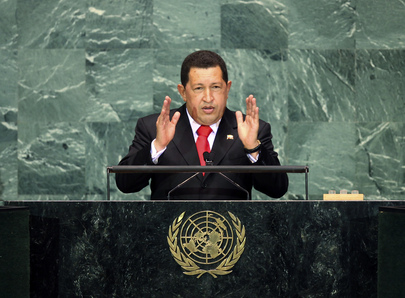 President of Venezuela Addresses General Assembly