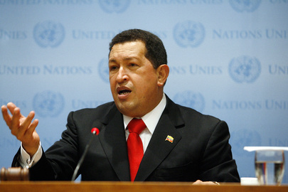President of Venezuela Addresses Press Conference