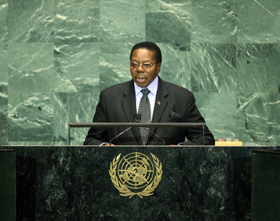 President of Malawi Addresses General Assembly