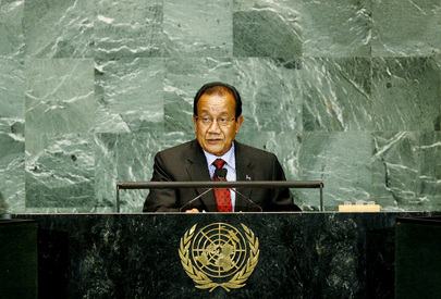 President of the Marshall Islands Addresses General Assembly