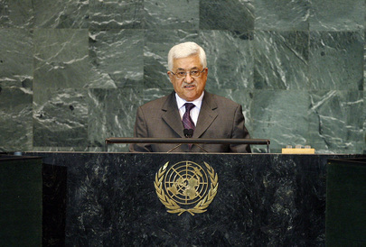 President of Palestinian National Authority Addresses General Assembly