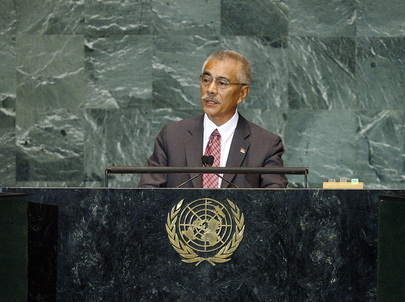 President of Kiribati Addresses General Assembly