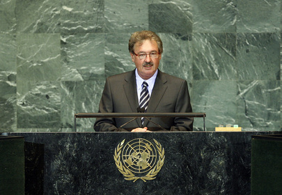 Deputy Prime Minister of Luxembourg Addresses General Assembly