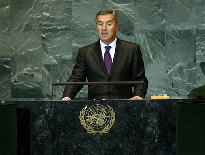 Prime Minister of Montenegro Addresses General Assembly