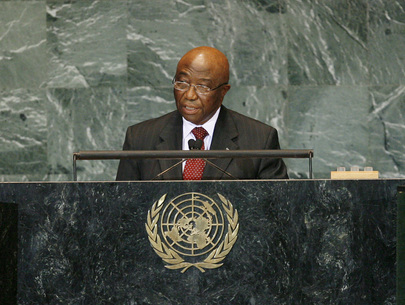 Vice-President of Liberia Addresses General Assembly
