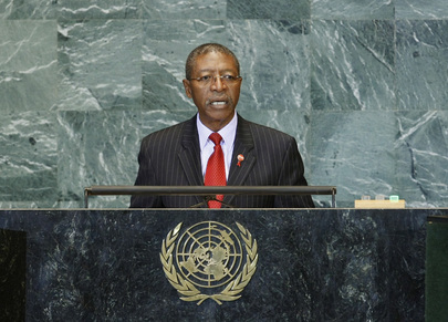 Prime Minister of Lesotho Addresses General Assembly