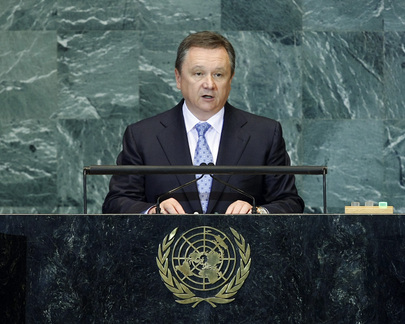 Prime Minister of Kyrgyzstan Addresses General Assembly