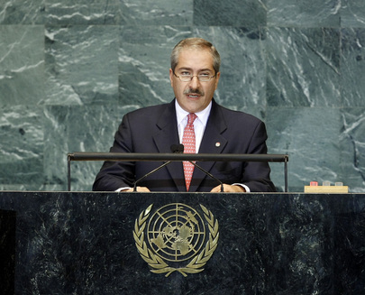 Minister for Foreign Affairs of Jordan Addresses General Assembly