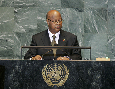 Prime Minister of Guinea-Bissau Addresses General Assembly