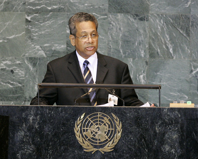 Deputy Prime Minister of Jamaica Addresses General Assembly