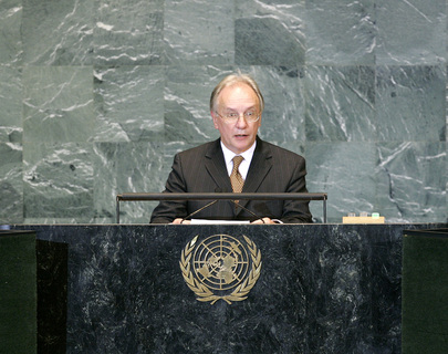 Foreign Minister of Belarus Addresses General Assembly