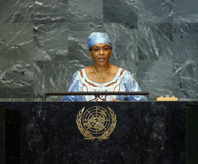 Foreign Minister of Niger Addresses General Assembly