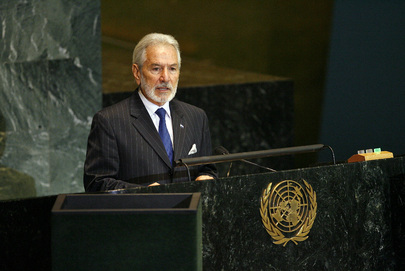 Foreign Minister of Nicaragua Addresses General Assembly 