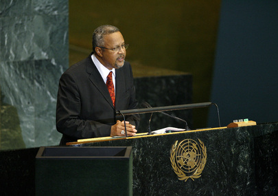 Chairman of Delegation of Cape Verde Addresses General Assembly