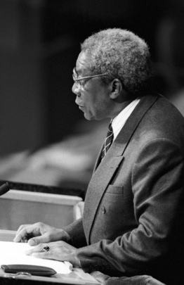 Chairman of the Delegation of Malawi Addresses Fiftieth Session of General Assembly