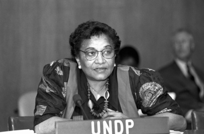 Special Committee against Apartheid Commemorates International Day of Solidarity with South African Women