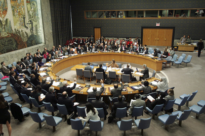 Security Council Adopts Resolution on Women and Peace Processes