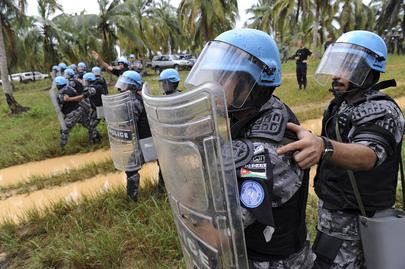 Presidente expulsa força de paz da ONU da Costa do Marfim