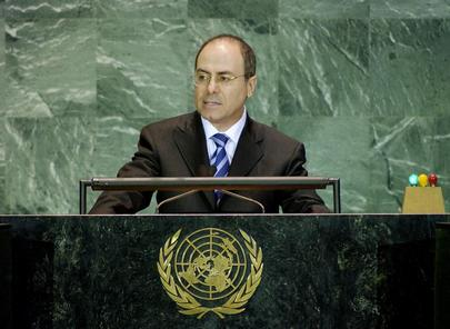 His Excellency, Mr. Silvan Shalom, Deputy Prime Minister and Minister for Foreign Affairs