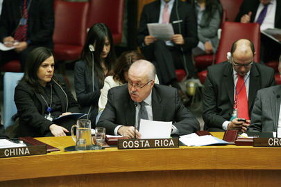 Chairs of Counter-Terrorism Committees Brief Security Council
