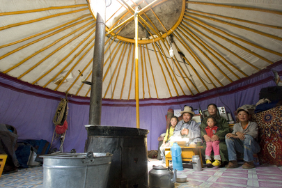 UNDP Empowers Mongolian Herders to Use Sustainable Practices