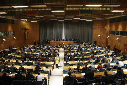 General Assembly Meets on Climate Change Conference Negotiations