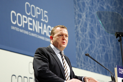 Prime Minister of Denmark Addresses UN Conference on Climate Change