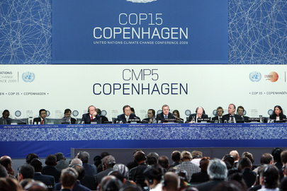 Secretary-General Attends Resumed Session of Climate Change Conference