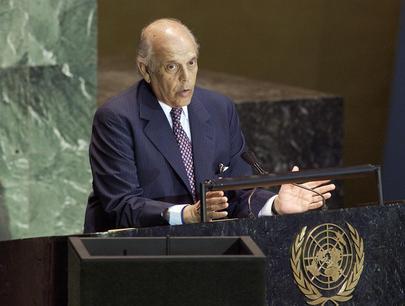 His Excellency Mr. Jorge Batlle Ibáñez, President of the Eastern Republic of Uruguay