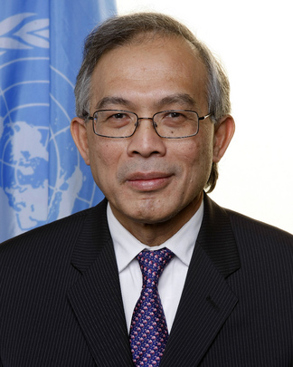 President of UN Economic and Social Council