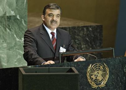 His Excellency, Mr. Abdullah Gül , Deputy Prime Minister and Minister for Foreign Affairs