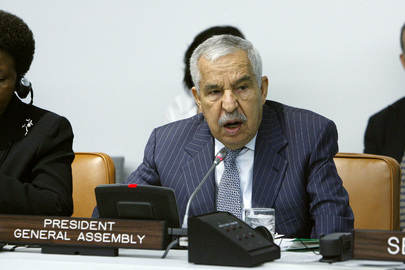 Preparation for General Assembly High-Level Meeting on MDGs