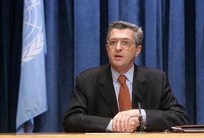 Chefe da Agência da ONU para Refugiados Palestinos faz resumo de sua viagem ao Brasil