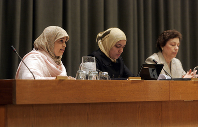 Muslim Women Lawyers Discuss CEDAW Concept Paper March 2010