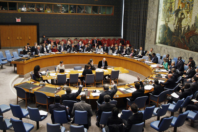 Security Council Sets Date to Fill Vacancy in International Court of Justice