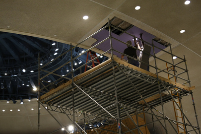 General Assembly Hall Undergoes Repairs