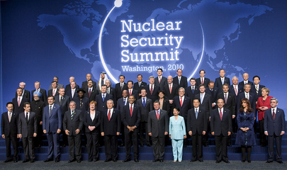 Group Photo of Nuclear Security Summit Participants