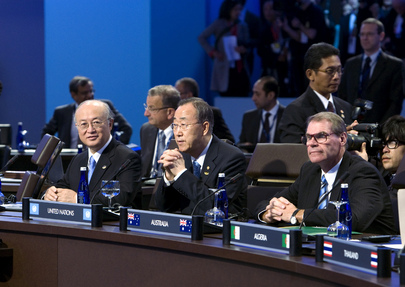Secretary-General Attends U.S.-Hosted Nuclear Summit in Washington D.C.